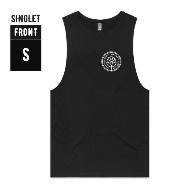 singlet-black-sizeS